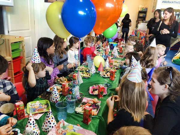 WRTS Houston/Memorial Birthday Parties